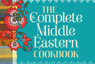 The Complete Middle Eastern Cookbook by Tess Mallos. Photo / Alan Benson 