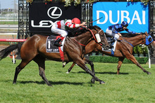 Hay List will add plenty of interest to the top autumn Sydney sprints. Photo / Getty Images