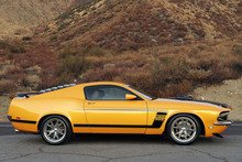 A 1969 Ford Mustang Mach 1. Photo / Supplied
