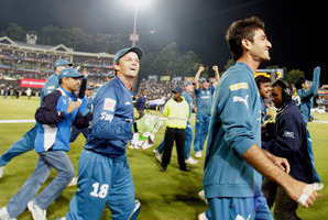 Of the test playing nations, the Indian Premier League has led the way regarding successful private ownership. Photo / AP