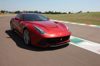 Ferrari F12berlinetta. Photo / Supplied