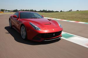 Ferrari F12berlinetta. Photo / Supplied