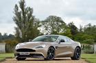Aston Martin V12 Vanquish. Photo / Jacqui Madelin