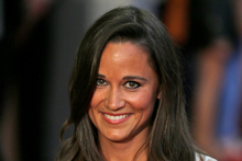 Pippa Middleton is tipped for royal godmother duties.Photo / AP