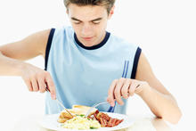 New thinking would have us switch to high protein breakfasts. Photo / Getty Images