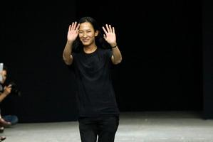 Alexander Wang will take over as Balenciaga's top designer.Photo / AP