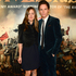 Eddie Redmayne and Hannah Bagshawe.Photo / AP