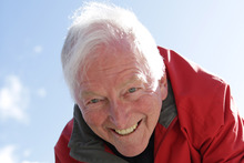 Author Bryce Courtenay died on November 22.Photo / File