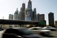 Expatriates often find themselves on the wrong side of the country's strict laws in Dubai. Photo / AP