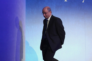 Lord Justice Leveson's report recommends a new regulatory body be established to monitor the press.  Photo / AP