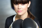 Amber Peebles won't fight after injuring her shoulder. Photo / Herald on Sunday