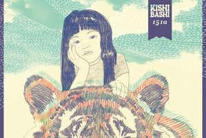 Album cover for Kishi Bashi. Photo / Supplied