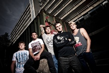 Parkway Drive. Photo / Supplied