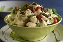 Cauliflower is a wonderfully versatile ingredient.