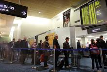 Paula Bennett outlined reasons for airfares.  Photo / Greg Bowker