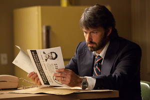 Ben Affleck directed Argo and starred as Tony Mendez, a CIA agent. Photo / Supplied