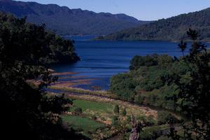 Lake Waikaremoana. File photo / Richard Robinson