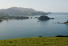Views at Walter C Mountain Landing that overlooks Wairoa Bay on the Purerua Peninsula in the Bay of Islands. Photo / Greg Bowker