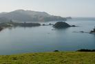Views at Walter C Mountain Landing that overlooks Wairoa Bay on the Purerua Peninsula in the Bay of Islands. Photo / Greg Bowker