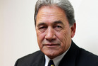 Winston Peters, leader of NZ First. Photo / Hagen Hopkins