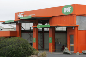 Changes are looming for the Warrant of Fitness system.  Photo / Bay of Plenty Times