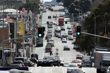 The look of character areas such as Dominion Rd in Mt Eden could change if proposals to strengthen or eliminate earthquake-prone buildings go ahead. Photo / Dean Purcell
