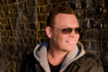 Ali Campbell, frontman of UB40 and judge on New Zea