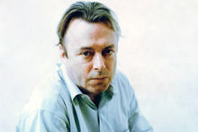 British American author Christopher Hitchens never lost his sense of humour during his struggle with cancer. Photo / Supplied
