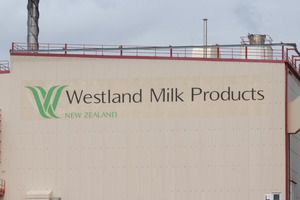 By February, the company's Hokitika plant will have been converted to produce formula on a large scale.  File photo / NZPA
