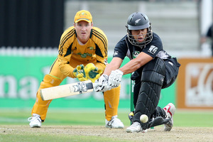 The issues faced by the sport are much wider than the long-term struggles of Ross Taylor's men. Photo / NZPA