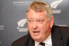 The board of NZC under the chairmanship of Chris Moller has failed abysmally to provide an environment for success. Photo / NZPA