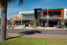 The new hospitality development at 59-67 The Strand, Tauranga. Photo / Supplied