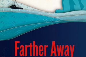 Book cover of Farther Away by Jonathan Franzen. Photo / Supplied