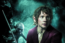A scene from The Hobbit. Photo / Supplied