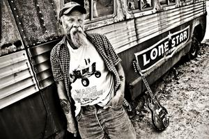 Seasick Steve's musical career was a late-bloomer. Photo / Supplied