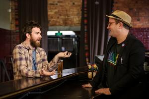 Talking Heads: Liam Finn and Matthew Crawley