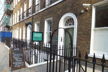 London's Charles Dickens museum. Photo / Supplied