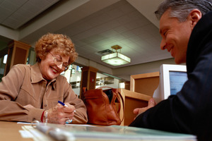 Most people assume their relationship with their bank is of a confidential nature. Photo / Thinkstock