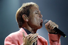 Cliff Richard performs at Vector Arena. Photo/Sarah Ivey