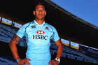 Israel Folau will train with the Waratahs for the first time on Thursday. Photo / Getty Images