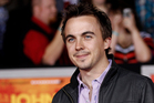 Frankie Muniz at the premiere of John Carter in February. Photo/AP