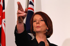 Australian Prime Minister Julia Gillard. Photo / Getty Images