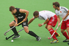 The Black Sticks face rugged quarter-final in Champion's Trophy after failing to take chances in 1-1 draw with England. Photo / Getty Images