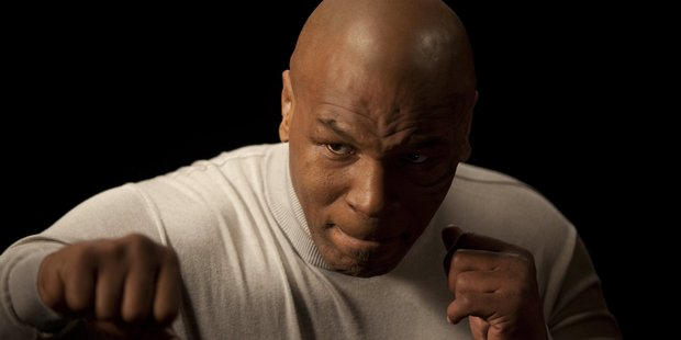 Mike Tyson caught Brad Pitt in bed with his wife. Photo/supplied