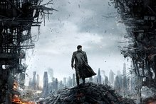 The teaser poster for Star Trek Into Darkness. Photo/supplied