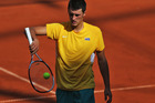 Bernard Tomic. Photo / Getty Images