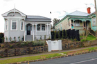 Old Auckland City Council areas show the strongest impact of a sellers' market. Grey Lynn was one of nine suburbs with sales averaging more than 18 per cent above CV . Photo / Penny Lewis