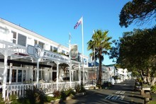 Russell's Duke of Marlborough Hotel. Photo / Supplied