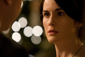 Lady Mary (Michelle Dockery) being quite contrary. Photo / Supplied
