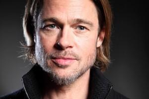Brad Pitt. Photo / AP